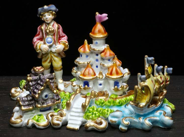 Randall Zadar Fine Art Miniatures