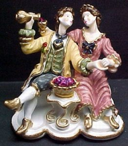 Randall Zadar Bronze Miniature