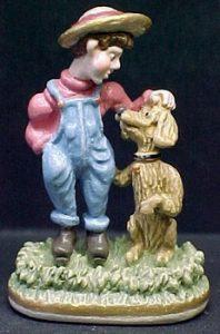 Pals Miniature by Randall Zadar