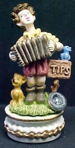 Randall Zadar Miniature Bronze