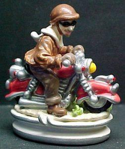 Randall Zadar Bronze